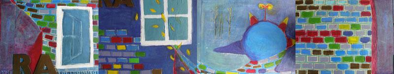 """The making of van """"Zo binnen zo buiten"""" van Ann Hoogendoorn"""