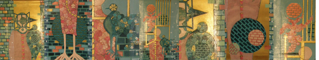 """Details """"ARIGATO ZAISHÖ"""" 2010 door Ann Hoogendoorn"""